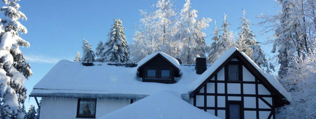 Skihütte Langewiese
